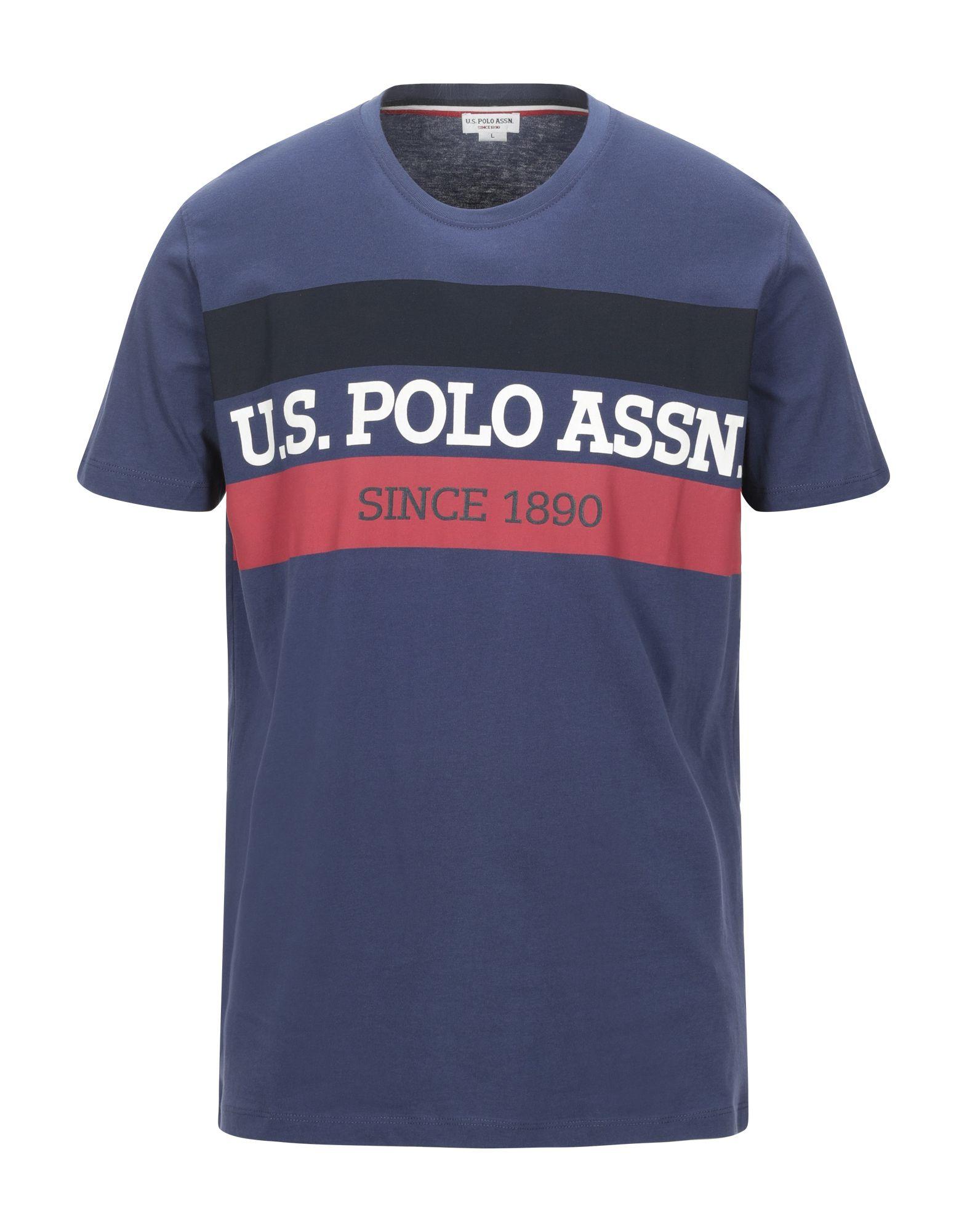 U.S.POLO ASSN. Футболка футболка u s polo assn футболка