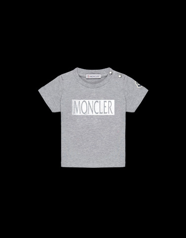 T-SHIRT Grey Baby 0-36 months - Boy Man