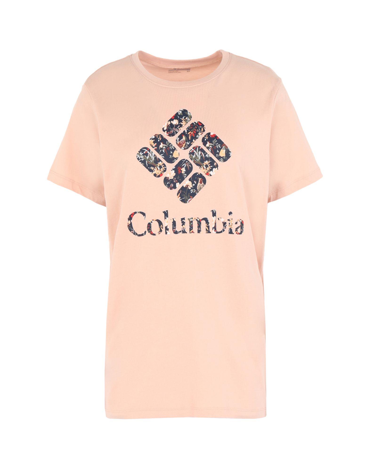 COLUMBIA Футболка columbia pубашка
