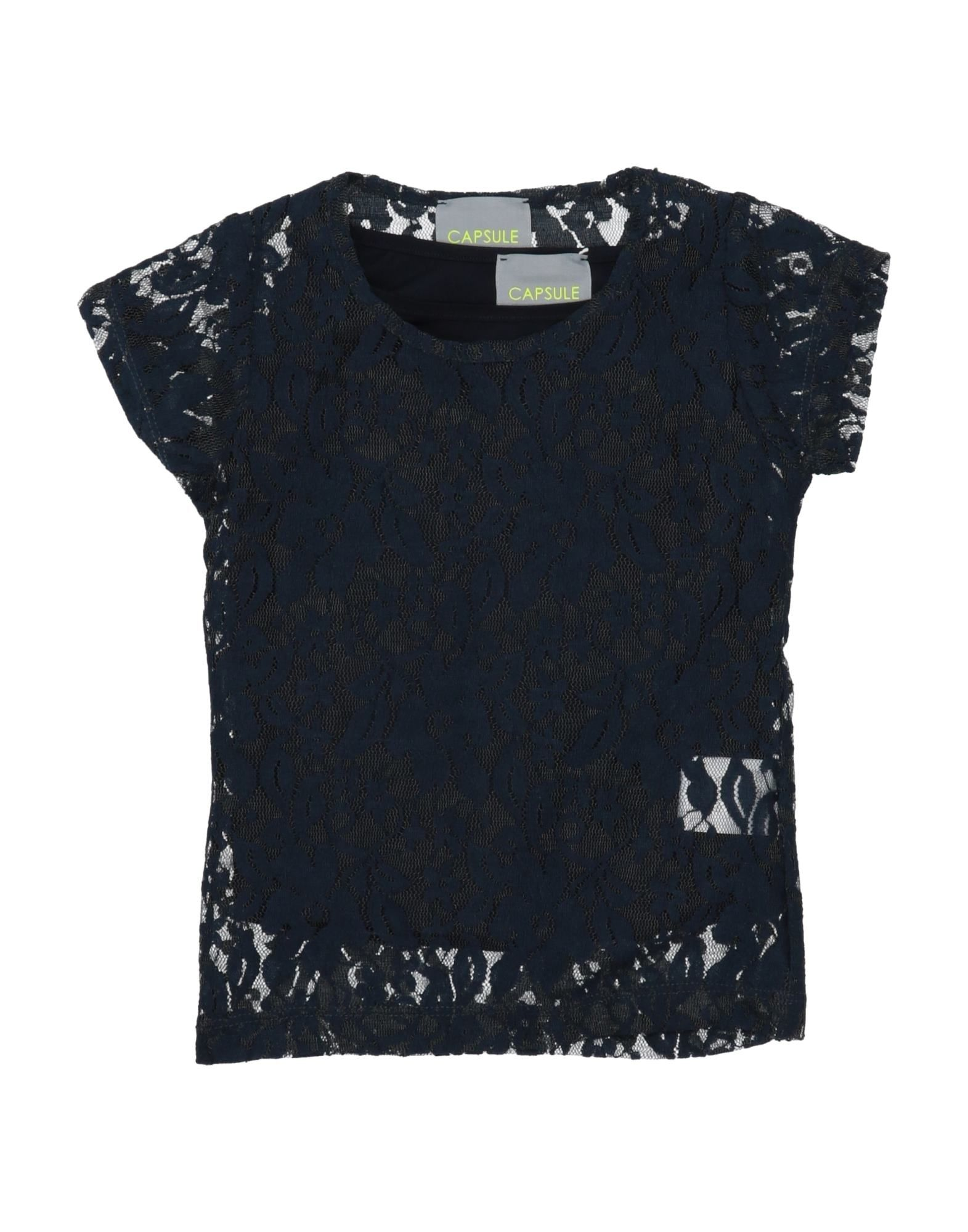 Capsule By Arabeth Kids' T-shirts In Dark Blue