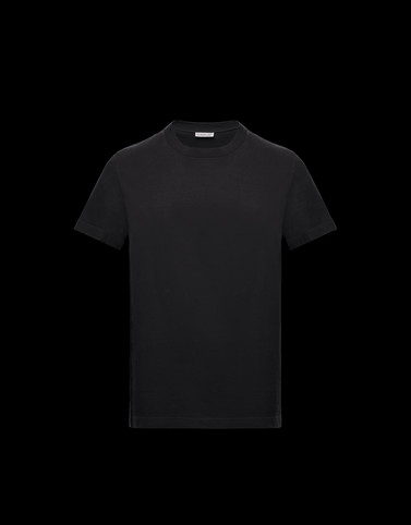 T-SHIRT Black Category T-shirts Man