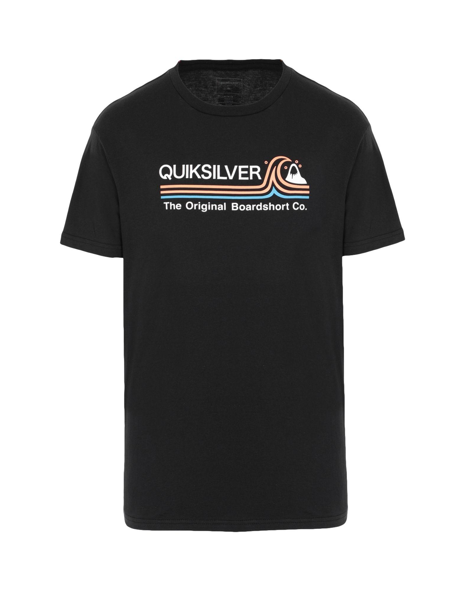 QUIKSILVER Футболка футболка quiksilver quiksilver qu192emedht4