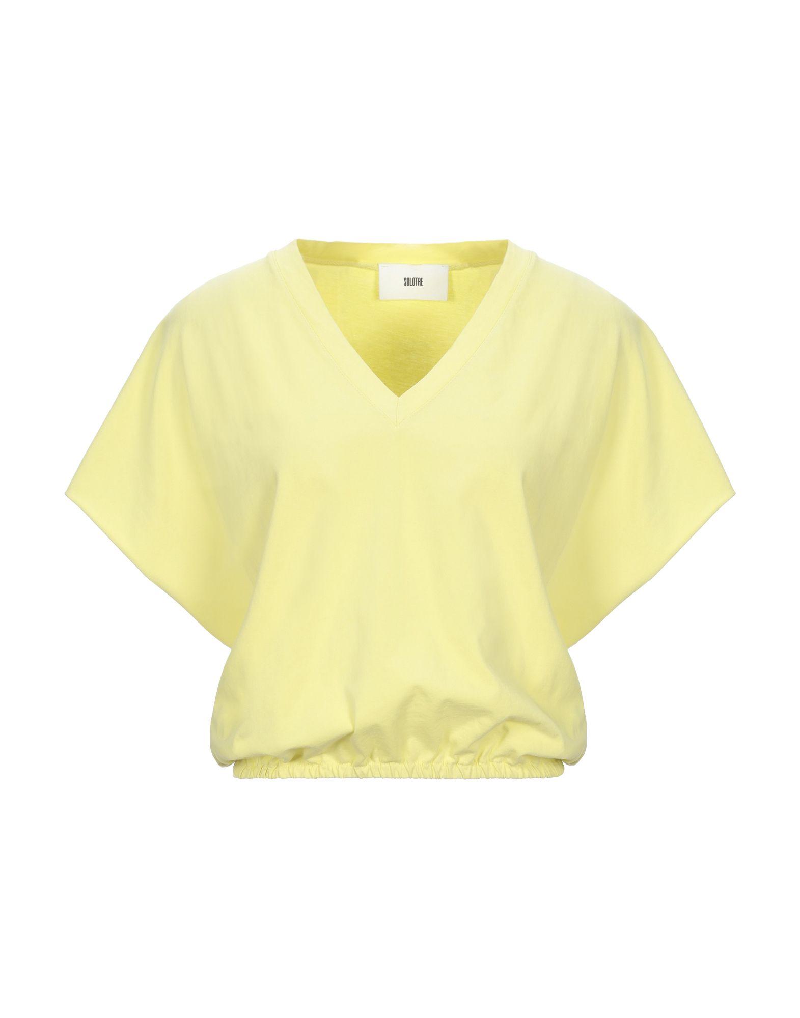 SOLOTRE Футболка solotre блузка