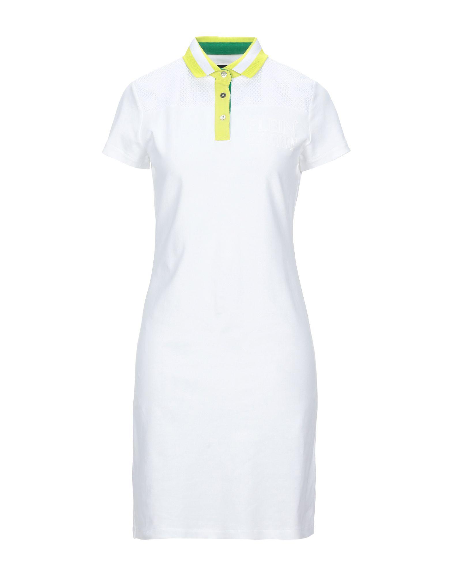 PLEIN SPORT Короткое платье