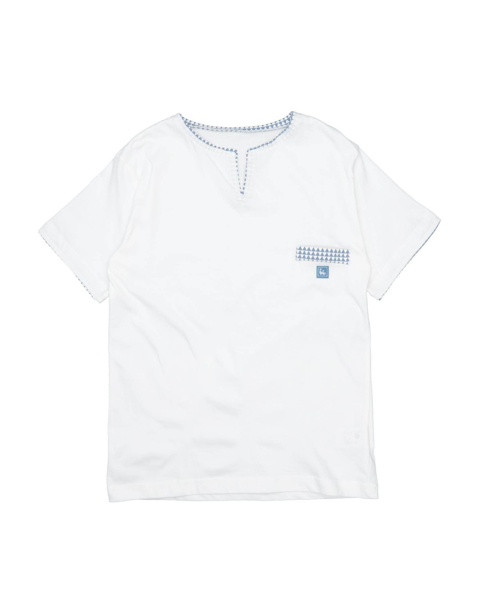Al Agua Patos Kids' T-shirts In White