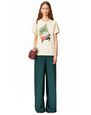 LANVIN T-shirts Woman PRINTED T-SHIRT f