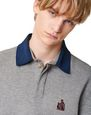 LANVIN Polos & T-Shirts Man SHORT SLEEVES POLO f
