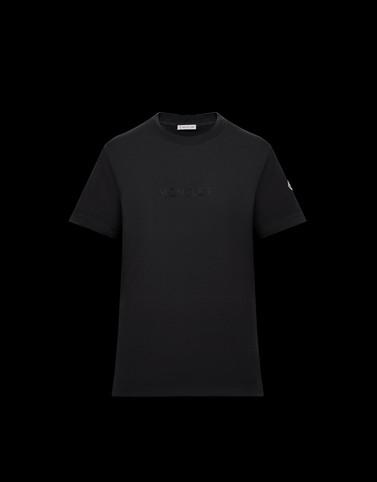T恤 黑色 上衣及 T 恤 女士
