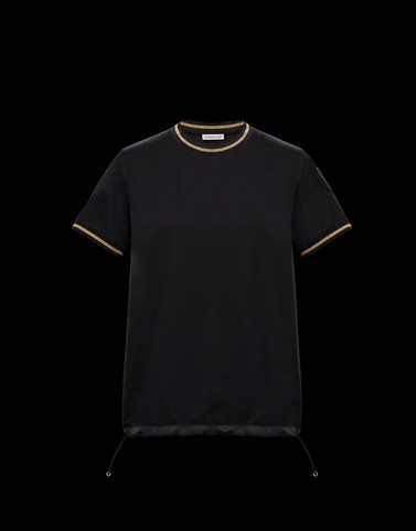 T-SHIRT Black T-shirts & Tops Woman