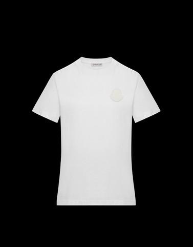 T-SHIRT White T-shirts & Tops Woman