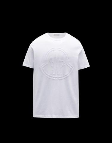 T-SHIRT White Polos & T-Shirts Man