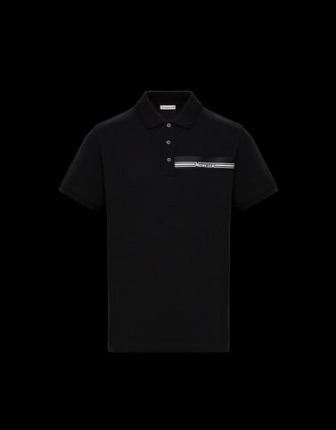 POLO衫 黑色 新品上线 男士