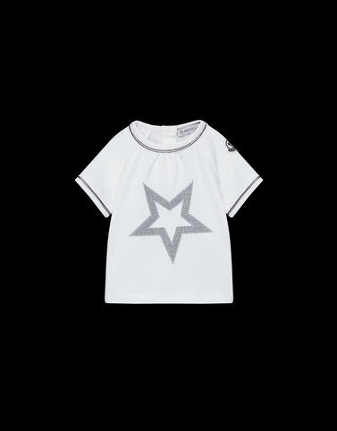 T-SHIRT Ivory Baby 0-36 months - Girl Woman