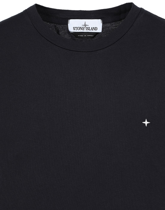 12472769bl - Polo - T-Shirts STONE ISLAND