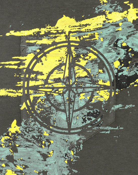 12472794mc - Polos - T-Shirts STONE ISLAND