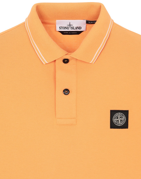 12472830ov - Polo - T-Shirts STONE ISLAND