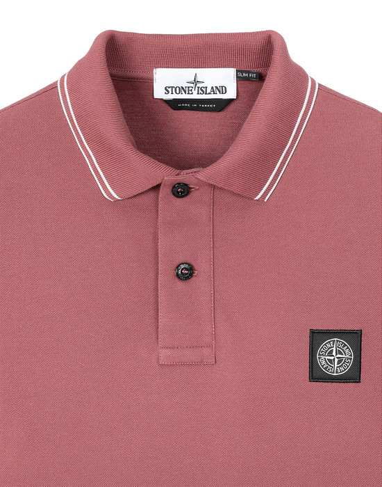 12472830ww - Polo - T-Shirts STONE ISLAND