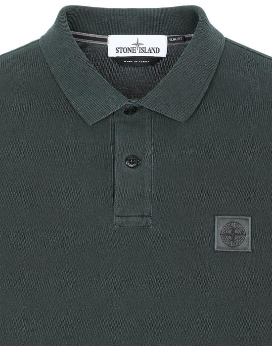 12472839jv - Polo - T-Shirts STONE ISLAND