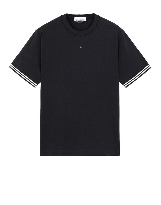 STONE ISLAND 21344 Short sleeve t-shirt Man Blue