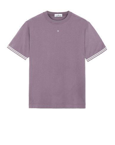 STONE ISLAND 21344 T-Shirt Herr Magenta EUR 129