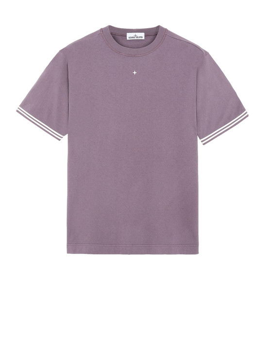 Short sleeve t-shirt Man 21344 Front STONE ISLAND