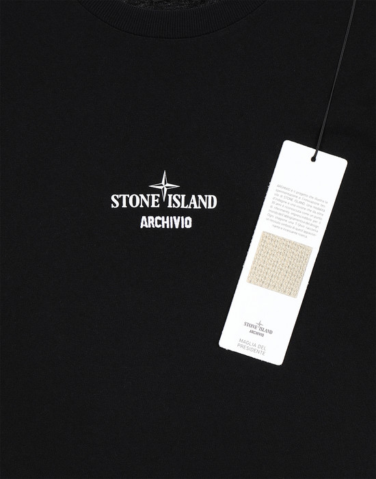 12472859ns - Polo - T-Shirts STONE ISLAND