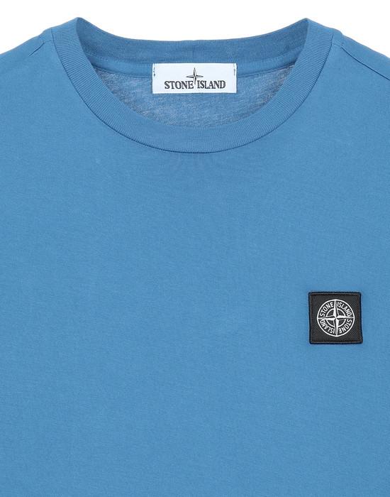 12472885wx - Polo - T-Shirts STONE ISLAND