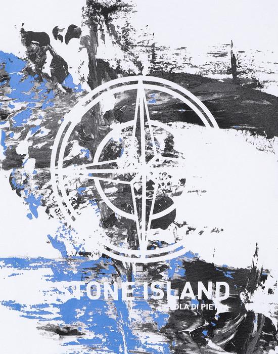 12472890bk - Polo - T-Shirts STONE ISLAND