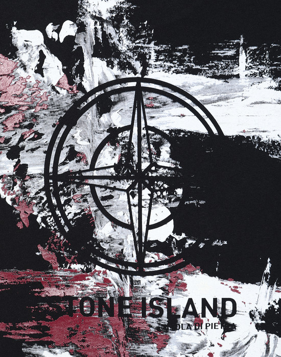 12472890jg - Polo - T-Shirts STONE ISLAND