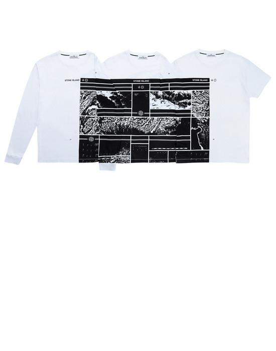12472891hg - Polo - T-Shirts STONE ISLAND