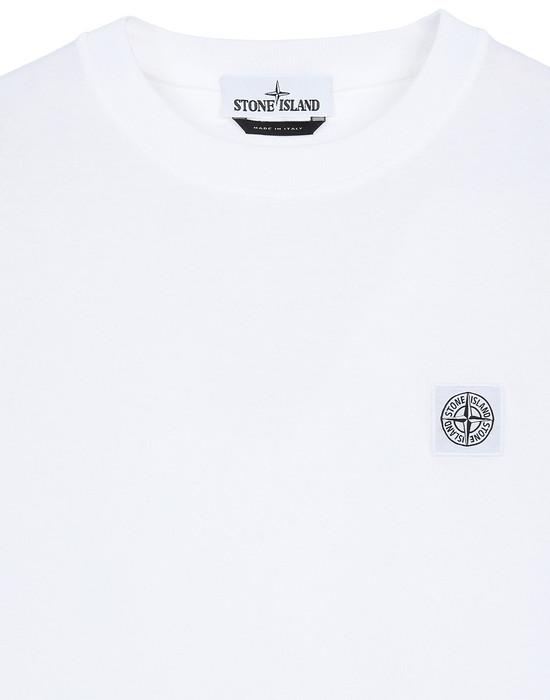 12472893wi - Polo - T-Shirts STONE ISLAND