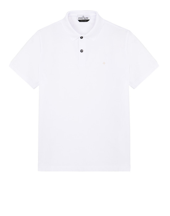 Polo shirt Man 21718 Front STONE ISLAND