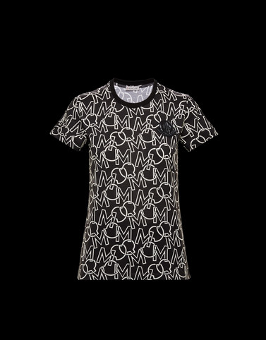 T-SHIRT Nero New in Donna