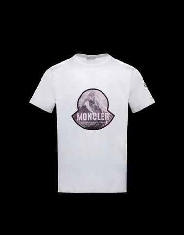 T恤 白色 For Men 男士