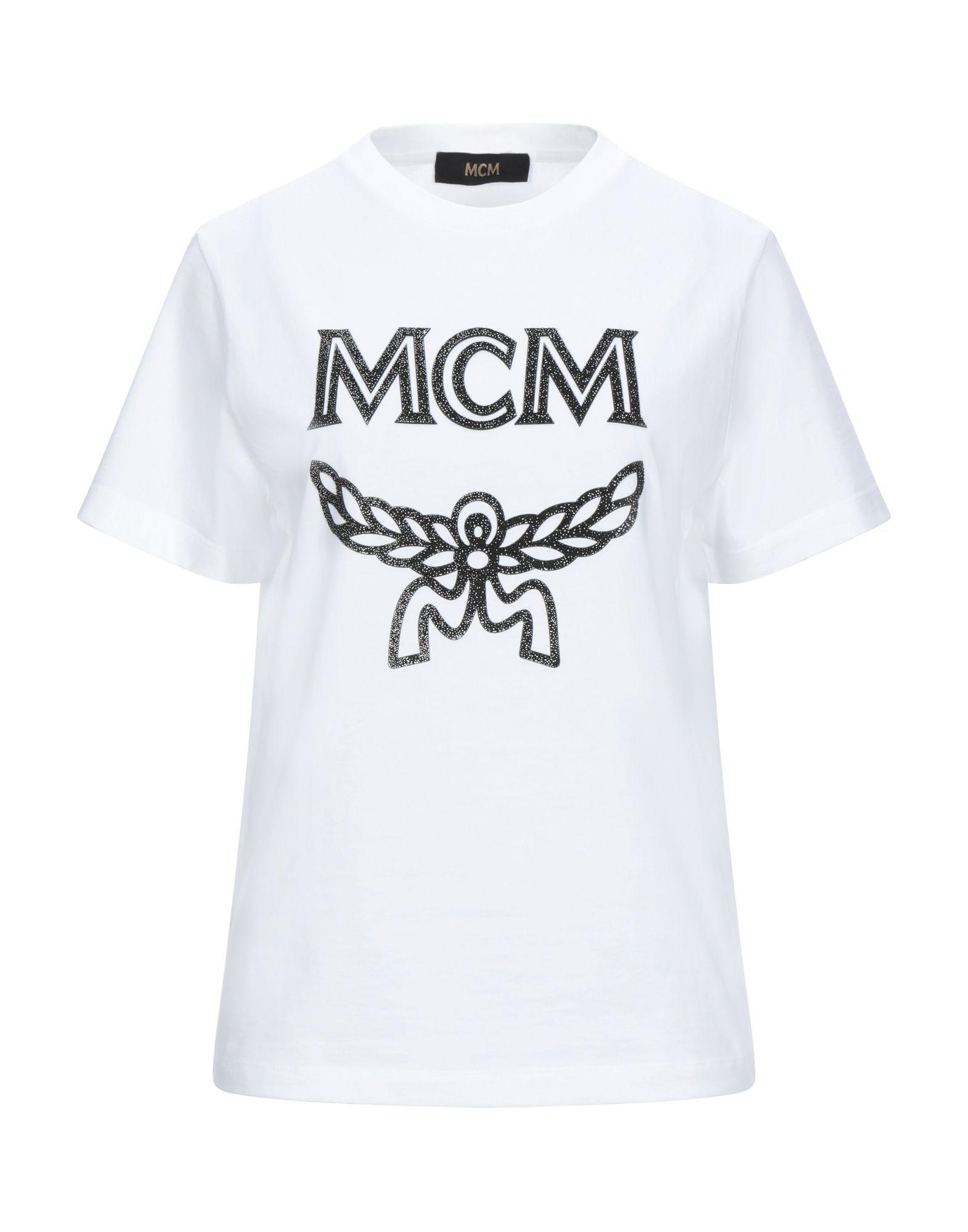 MCM Футболка mcm шарф