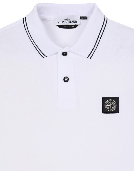 12478423ow - Polo - T-Shirts STONE ISLAND