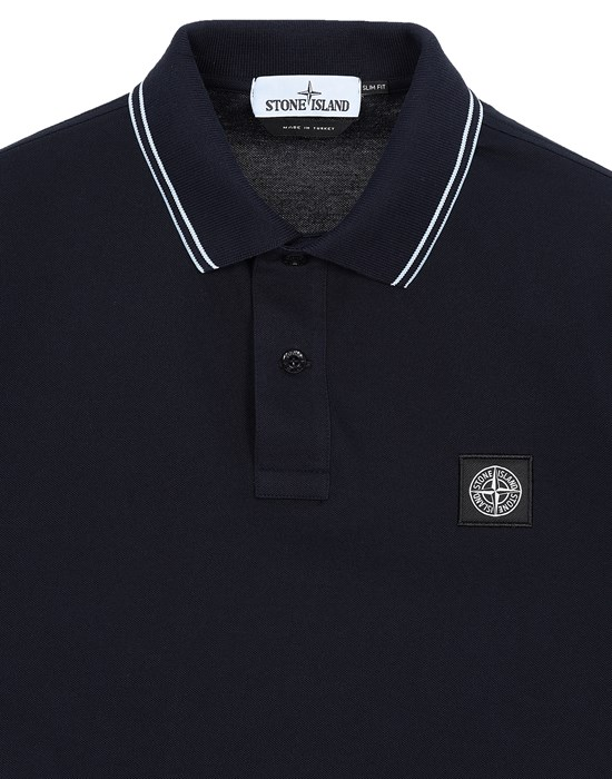 12478423vs - Polo - T-Shirts STONE ISLAND