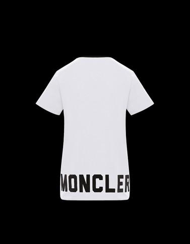 T恤 白色 上衣及 T 恤 女士