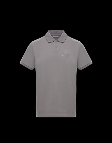 POLO Grey Shirts Man