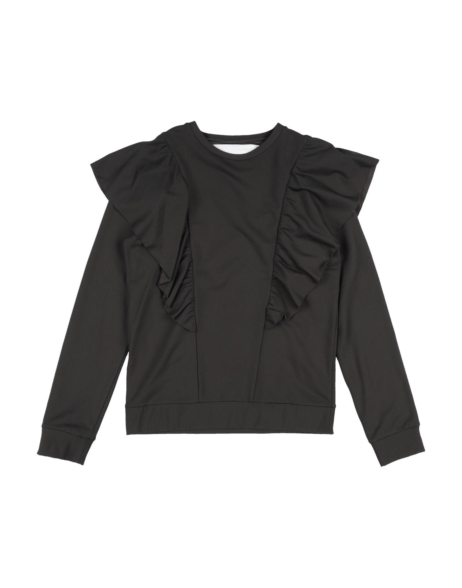 Touriste Kids' Sweatshirts In Black