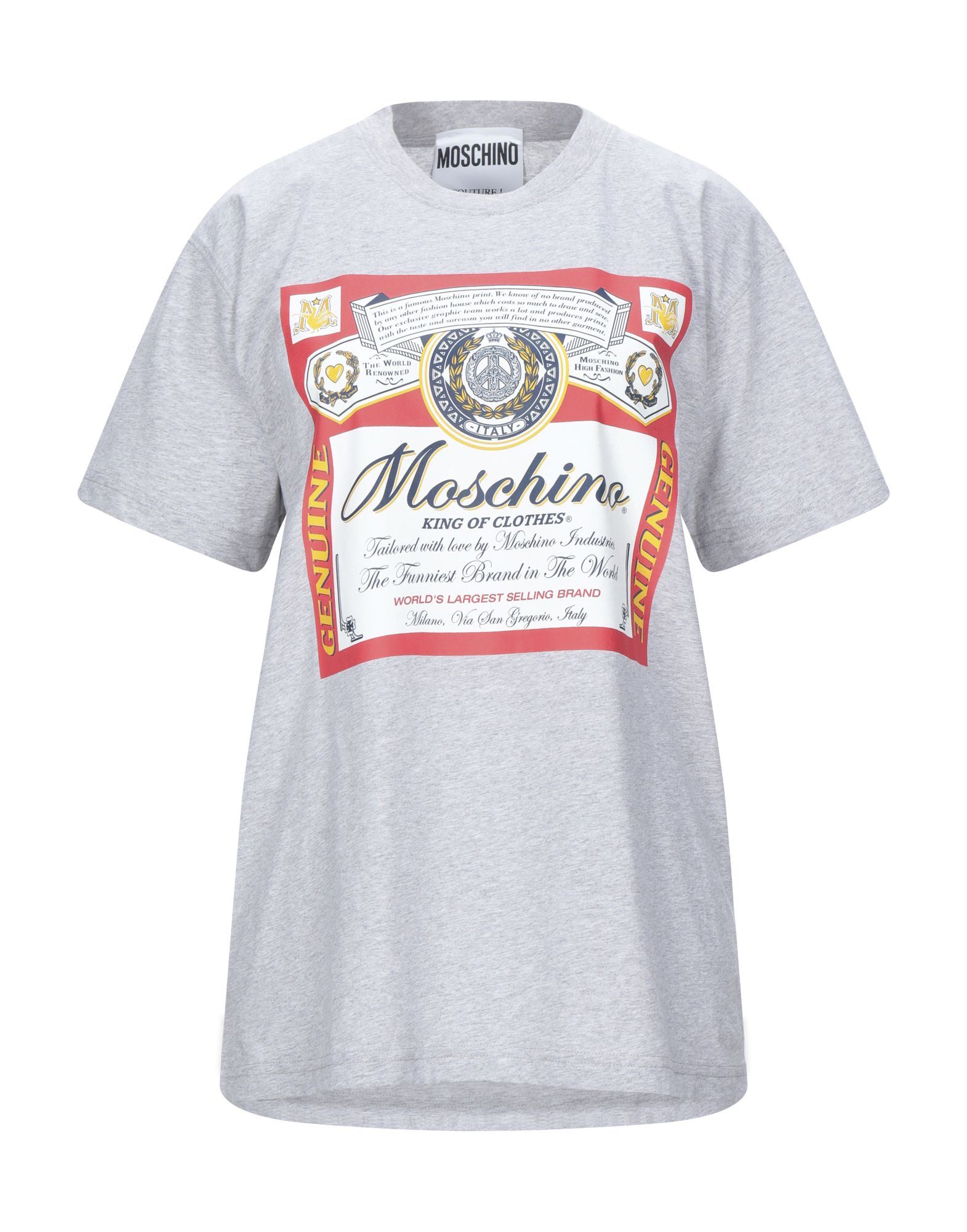 MOSCHINO 티셔츠 - Item 12485948
