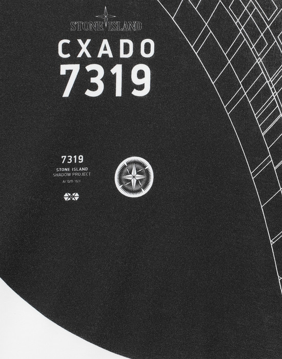 12488442aj - Polos - T-Shirts STONE ISLAND SHADOW PROJECT