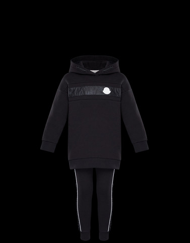 ALL IN ONE Black Kids 4-6 Years - Girl Woman