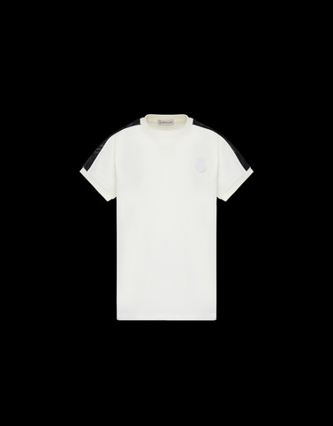 T-SHIRT Ivory Category T-shirts Woman