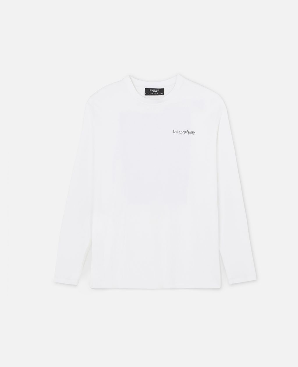 T-shirt Carbot en coton biologique, Unisex, Size L - Stella McCartney - Modalova