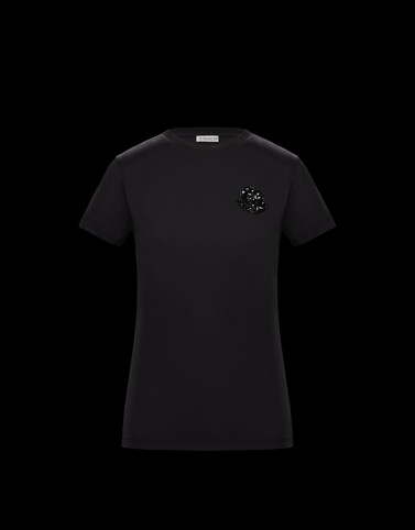 T-SHIRT Nero T-shirt & Top Donna