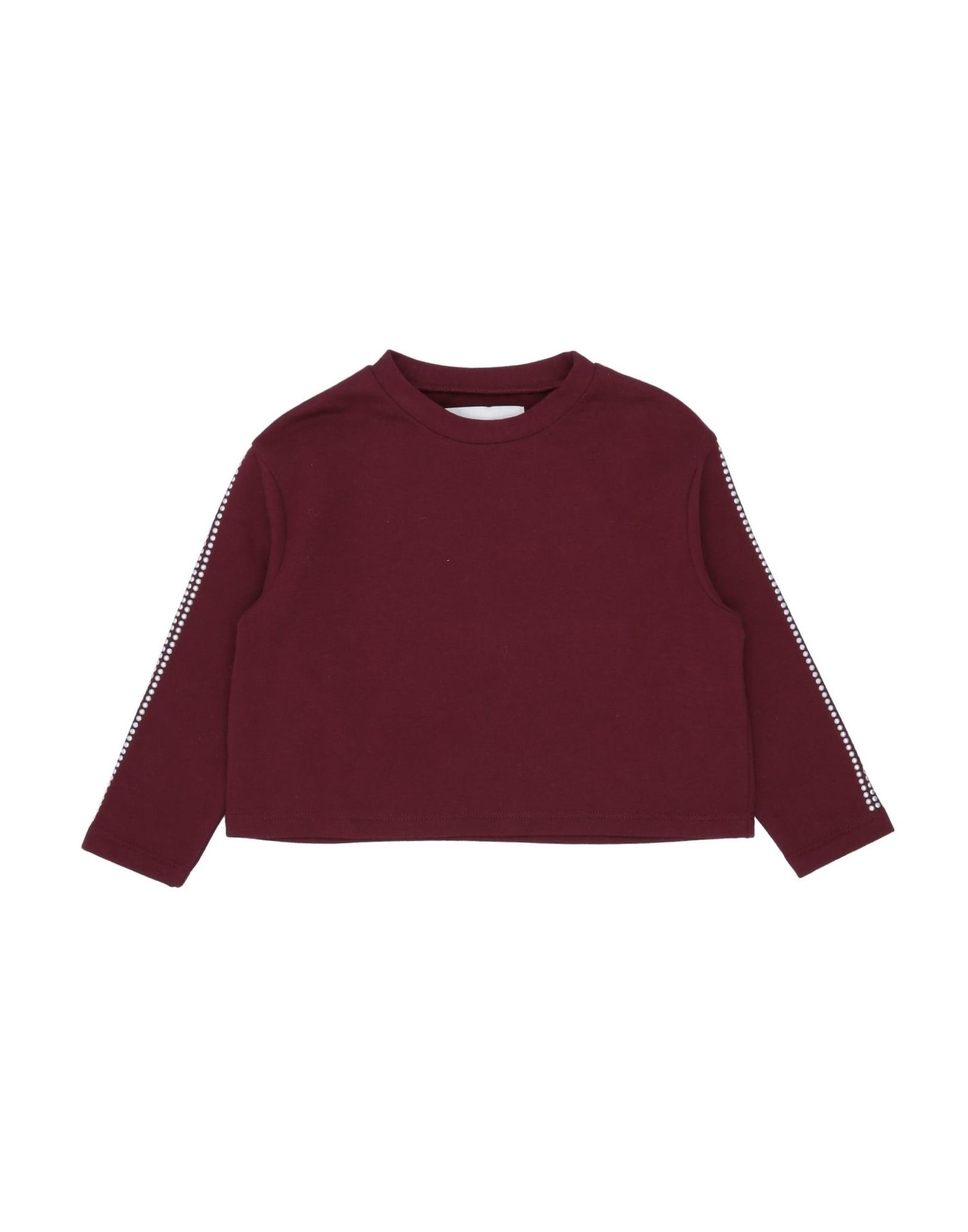 Touriste Kids' T-shirts In Maroon