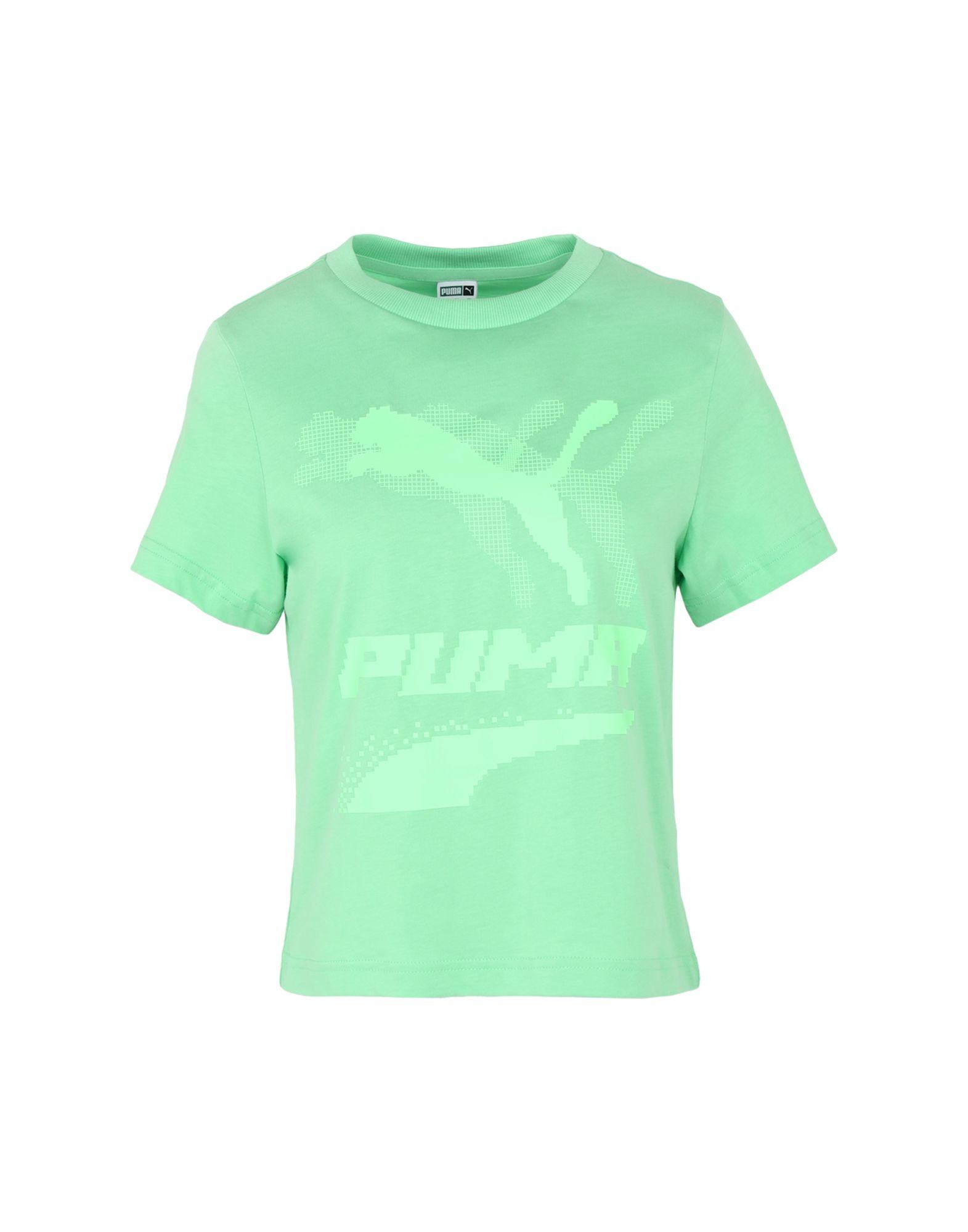 PUMA Футболка puma футболка мужская puma big logo размер 50 52