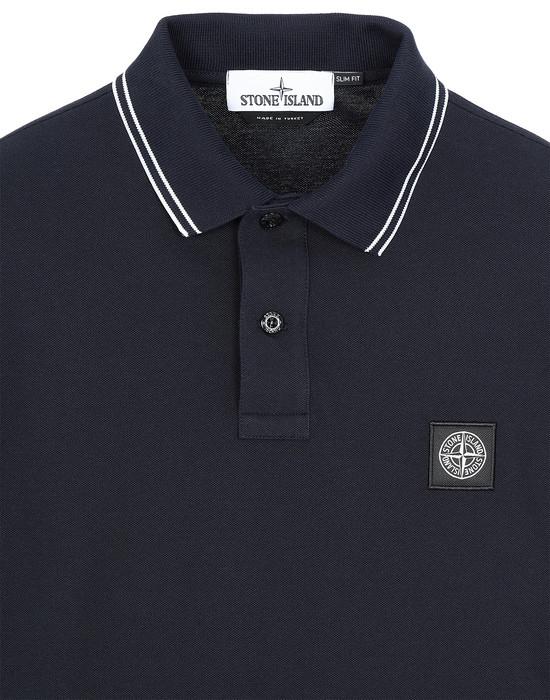 12492265ah - Polo - T-Shirts STONE ISLAND