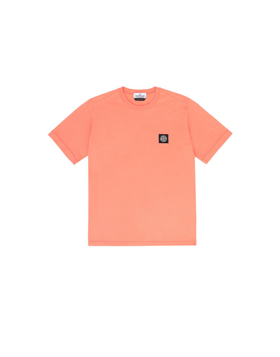 Short sleeve t-shirt Man 20147 Front STONE ISLAND TEEN